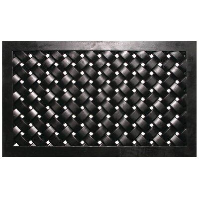 Diamond Weave Doormat