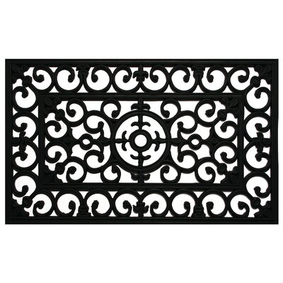 Scroll Gates Doormat