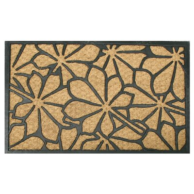 Flower Promotional Doormat