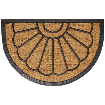 Half Circle Promotional Doormat