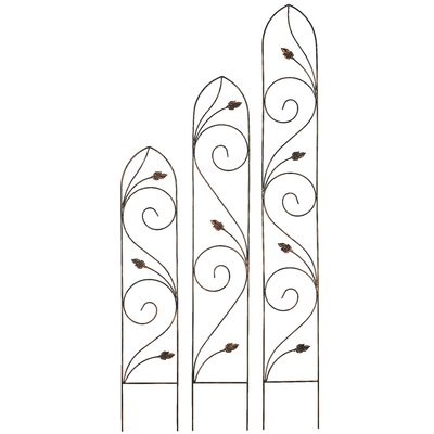 Arcadia Garden Products Autumn Leaf Trellis - Size: 5' at Sears.com