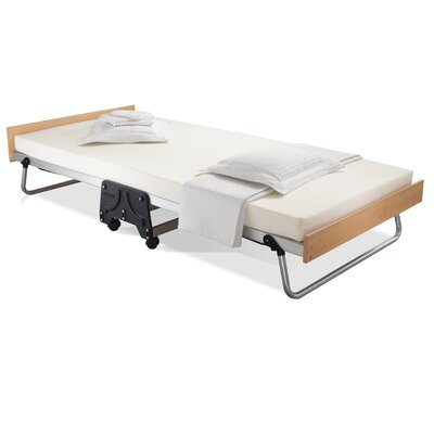 Jay-Be Folding Bed with Mattress Size: Twin