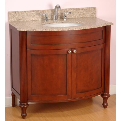 Doral Bathroom Vanity Base Size: 36