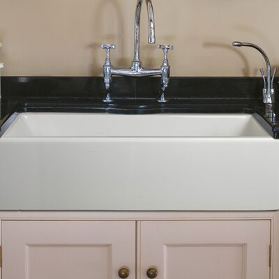 Caesar 36 x 18 Reversible Farmhouse Kitchen with Basin Grid