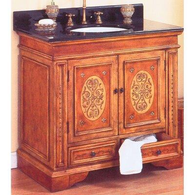 Rialto Bathroom Vanity Base Size: 36