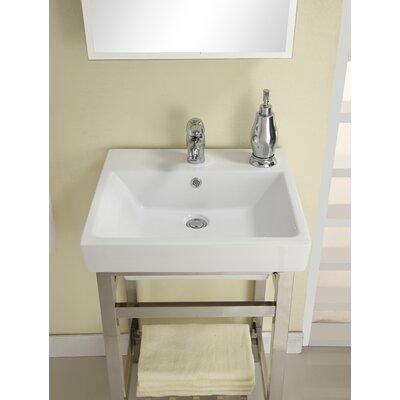 South Beach 17.9 Single Bathroom Vanity Set