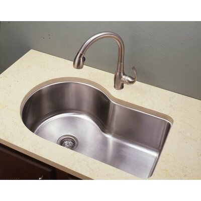 31.5 x 20.5 Single Undermount Kitchen Sink