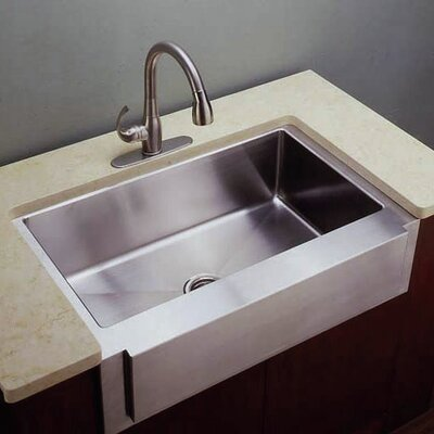 30 x 26 Farm Single Undermount Kitchen Sink
