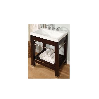 New York 21�Single Bathroom Vanity Base