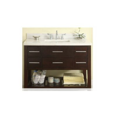 Priva 42 Single Bathroom Vanity Base