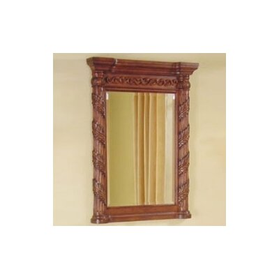 tuscany bathroom vanity mirror size 24 inches wall mirror mart