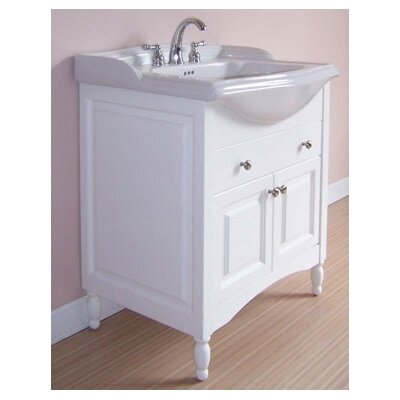 Windsor Extra Deep Bathroom Vanity Base WX31W