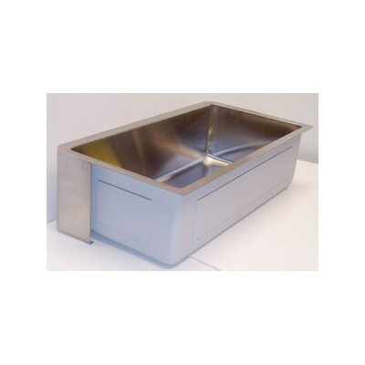 Farm Single Undermount Loft Kitchen Sink