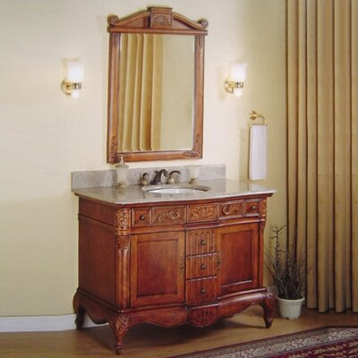 Yorktown 45 Single Bathroom Vanity Set
