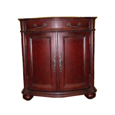 Madison 30 Bathroom Vanity Base Base Finish: Dark Cherry