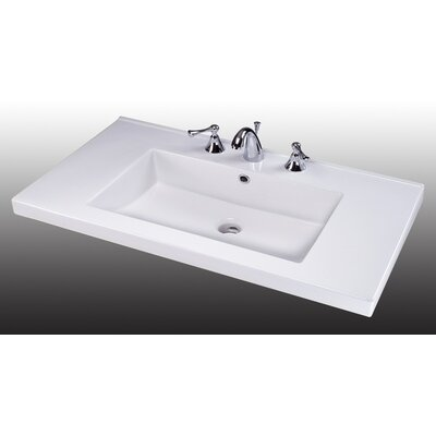 Daytona 31.5 Wall Mount Bathroom Vanity Set