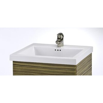 Daytona 21 Wall Mount Bathroom Vanity Sink