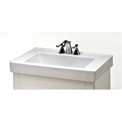 Villa 24 Single Bathroom Vanity Top