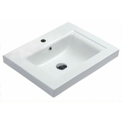 Venice Square Undermount Bathroom Sink