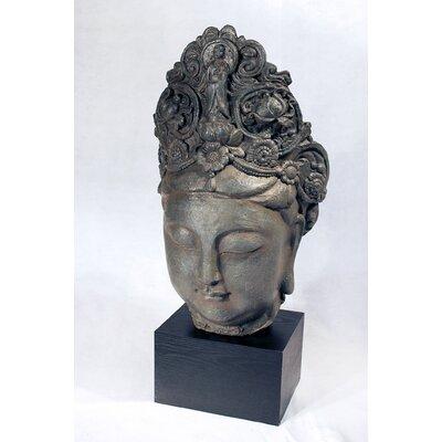Female Buddah Bust NYX019800