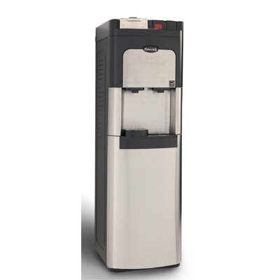 Free-Standing Hot and Cold Water Cooler 218HDIECH-KK-SSP
