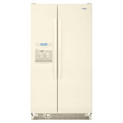 22 cu. ft. In-Door-Ice System Side-By-Side Refrigerator
