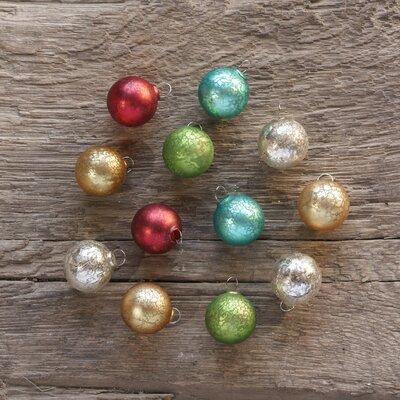 Classic Ball Ornament 14362