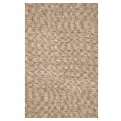 Lloyd Braided Natural Area Rug Rug Size: 8 x 10
