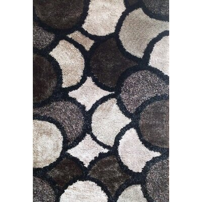 Atchley Abstract/Geometric Rug Rug Size: 5 x 8