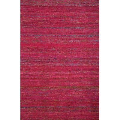 Bernardston Fuchsia/Multi Rug Rug Size: 8 x 10