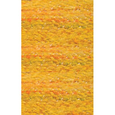 Bernardston Yellow/Multi Rug Rug Size: 8 x 10