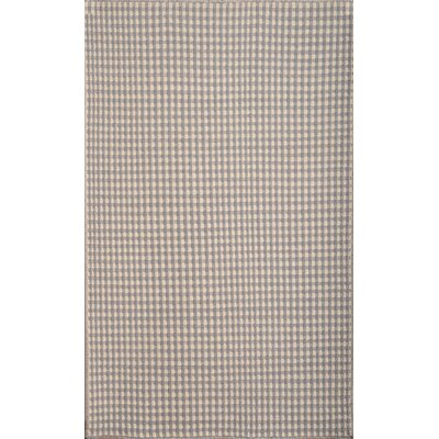 Hempstead Grey Rug Rug Size: 5 x 8