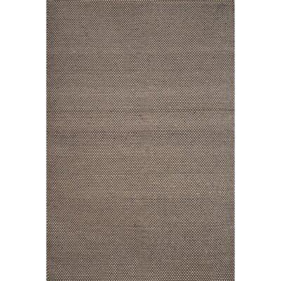 Hempstead Black/White Rug Rug Size: 5 x 8