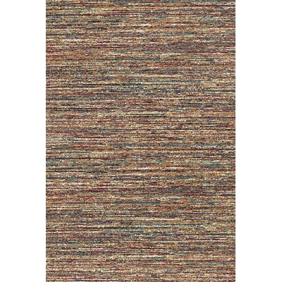 Rochester Red Area Rug Rug Size: 53 x 76