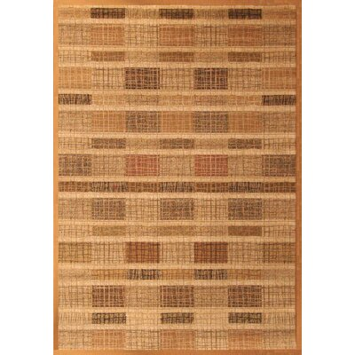 Honore Brown Area Rug