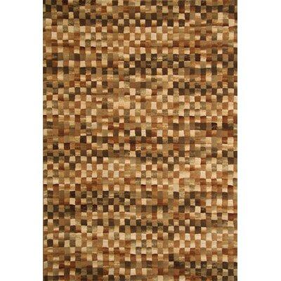 Lipan Bissau Area Rug Rug Size: 79 x 108