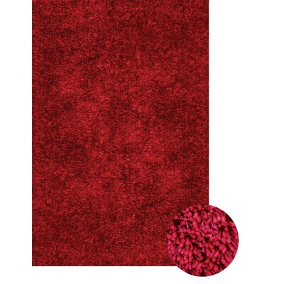 Kylee Cranberry Area Rug Rug Size: 8 x 10