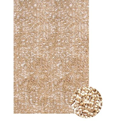 Kylee Ivory/Tan Area Rug Rug Size: 8' x 10'