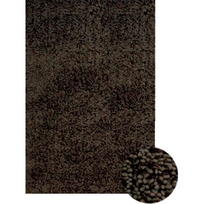 Kylee Chocolate Area Rug Rug Size: 5 x 8