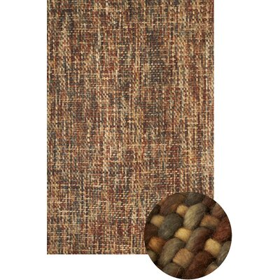 Brianah Cherry Area Rug Rug Size: 8 x 10