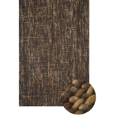 Brianah Walnut Area Rug Rug Size: 8 x 10