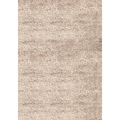 Lionel Light Grey Area Rug Rug Size: 53 x 76