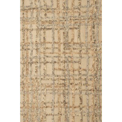 Cranor Ivory Area Rug Rug Size: 5 x 8