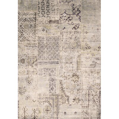 Sonoma Light Blue Old World Rug Rug Size: 53 x 76