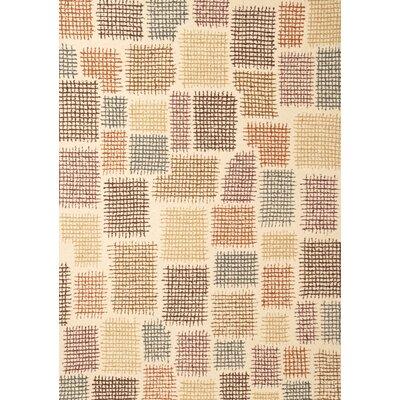 Cranmore Ivory Eaton Rug Rug Size: 5 x 8