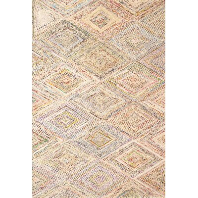 Atchley Menlo Diamond Rug Rug Size: 5 x 8