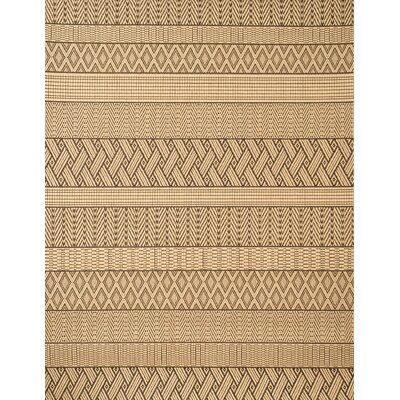 Hudson Diaz Natural Indoor/Outdoor Area Rug Rug Size: Rectangle 79 x 108