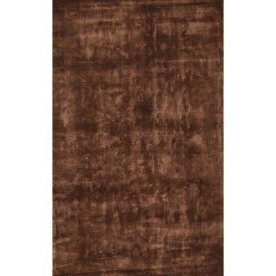 Lippold Chocolate Rug Rug Size: 8 x 10