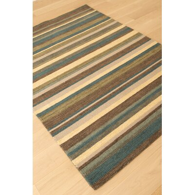 Lifestyle Carlton Hand Tufted Wool Multi Area Rug Rug Size: Rectangle 8 x 10