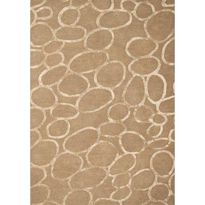 Pixley Hand-Woven Wool Area Rug Rug Size: 8 x 10